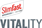 Slimfast advanced logo