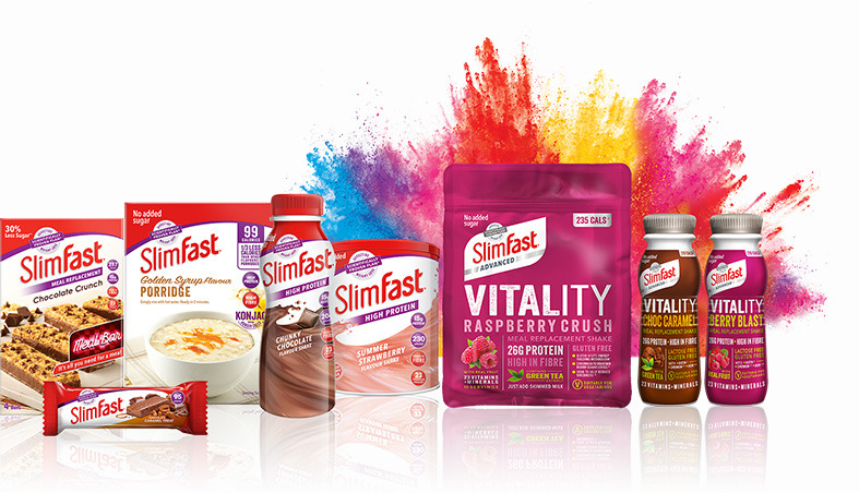 More from SlimFast