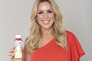 Introducing our latest SlimFast celebrity - Claire Sweeney