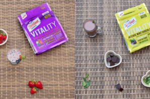 Introducing NEW SlimFast Advanced Vegan Vitality!