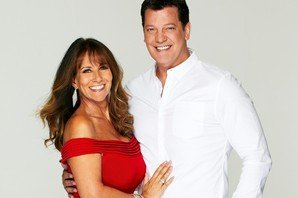 Introducing our new SlimFast celeb couple - Linda Lusardi and Sam Kane