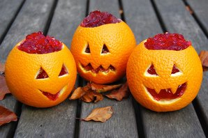 Halloween Tricks for Treats Under 100 Calories