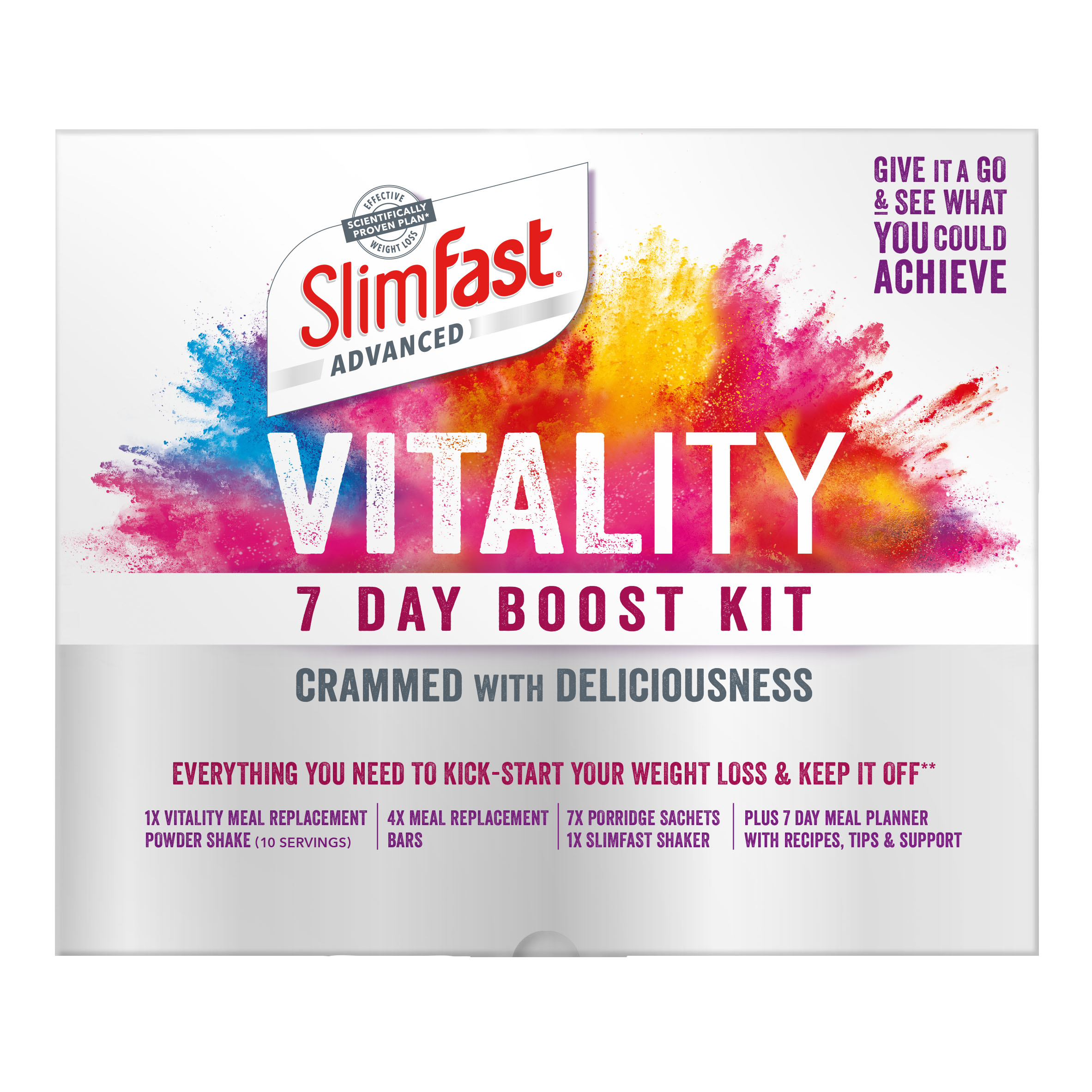 Vitality 7 Day Boost Kit