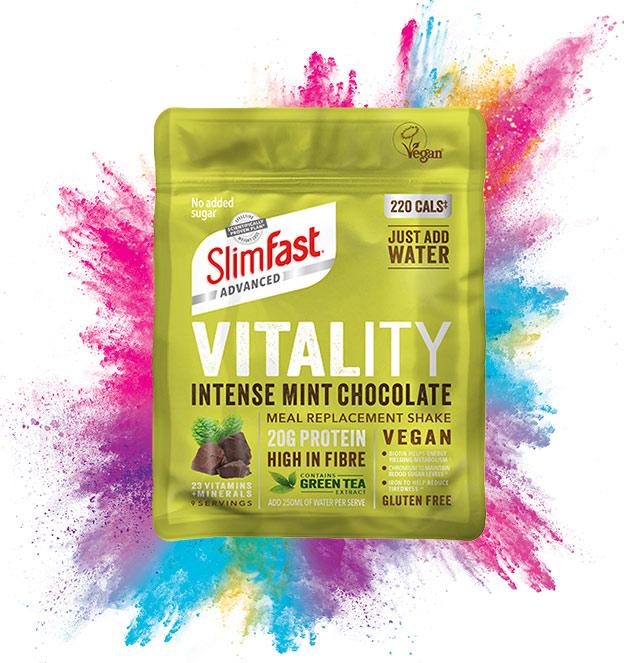 Intense Mint Chocolate Vegan Meal Shake