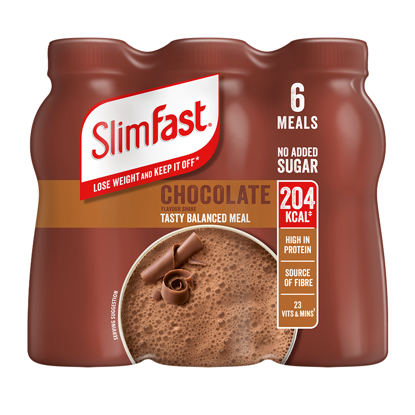 Chocolate Meal Shake Multipack