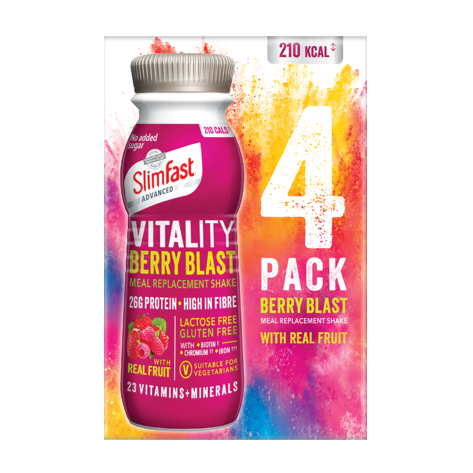 Berry Blast 4 Pack