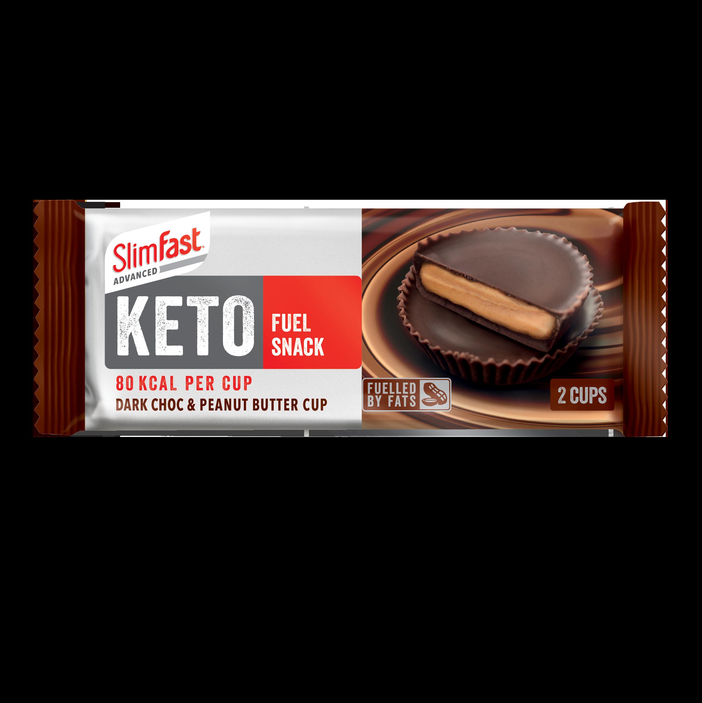 Dark Choc Peanut Butter Keto Fuel Snack