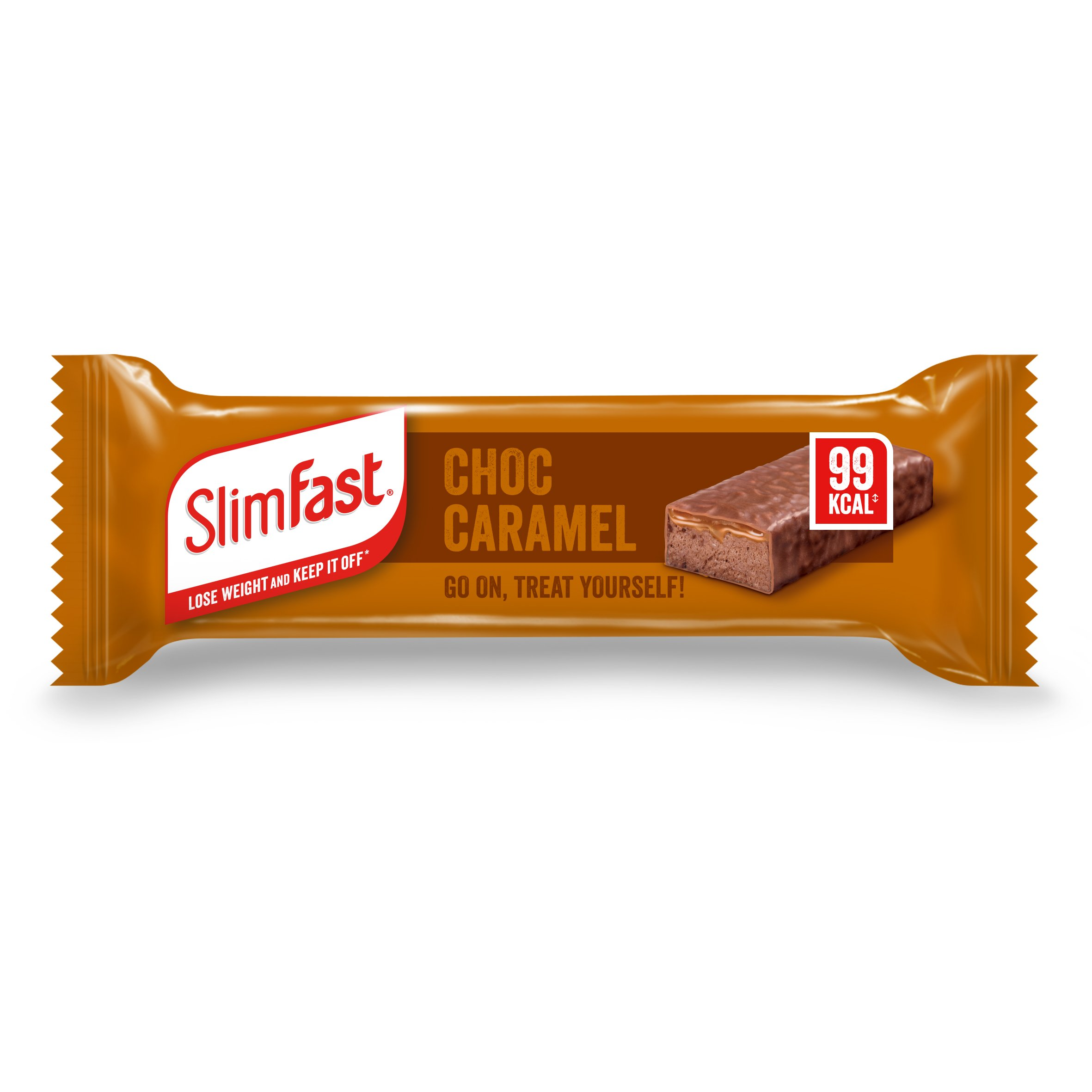 Choc Caramel Snack Bar