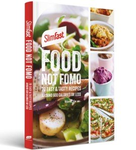 Food Not FOMO Recipe Book