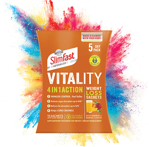 Advanced Vitality 4 in 1 - Products - Slimfast