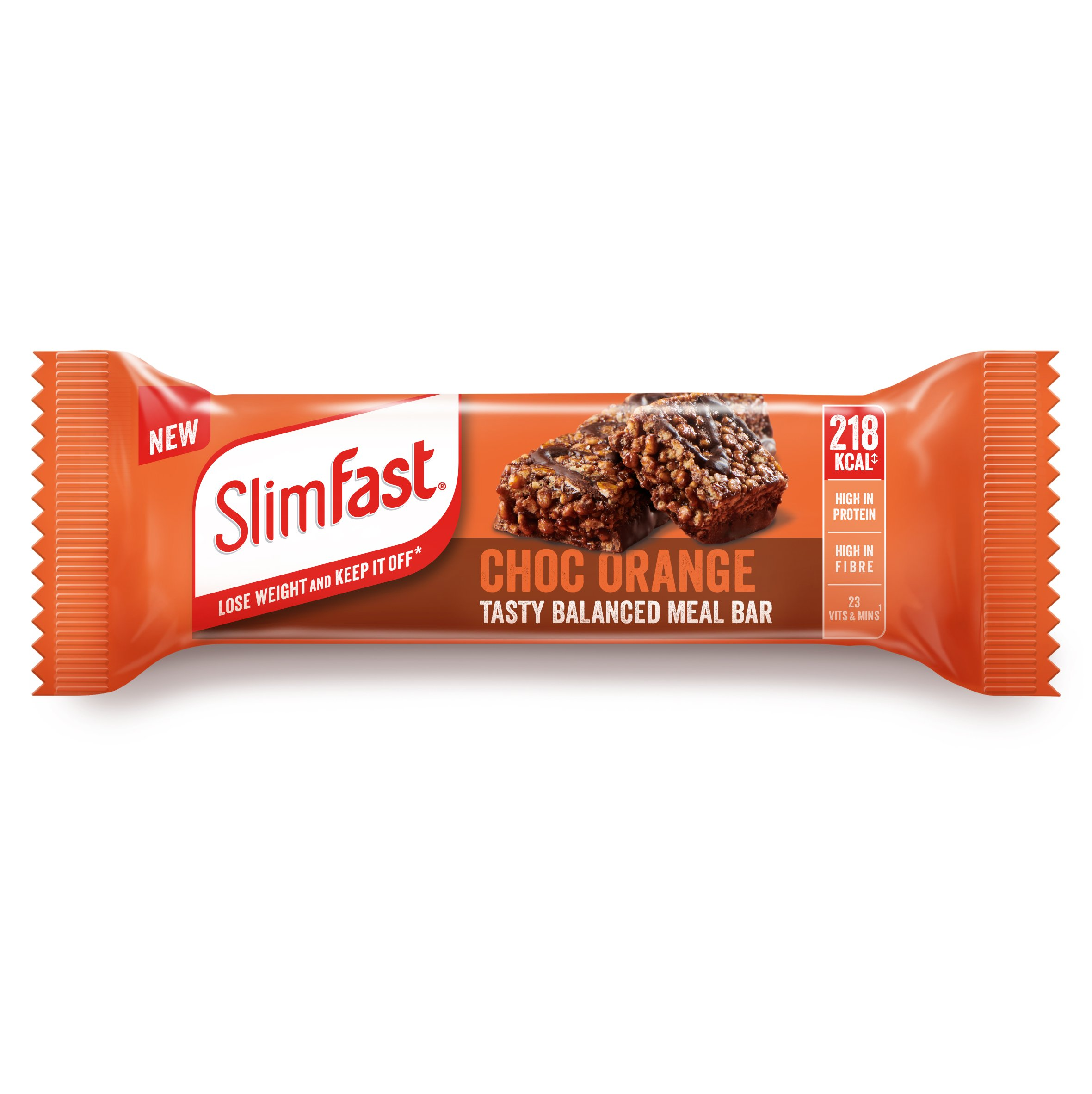 Choc Orange Meal Bar Single