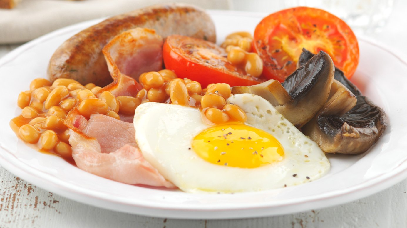 Great British Breakfast Recipe