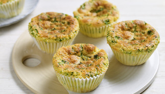 Keto Ready Herby Muffins