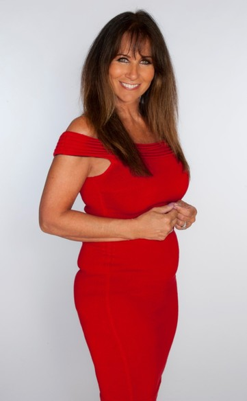 Linda Lusardi before