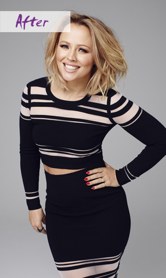 Kimberley Walsh after